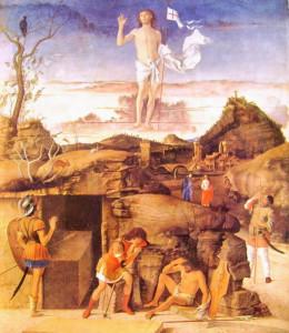 13 bellini il giambellino - la resurrezione