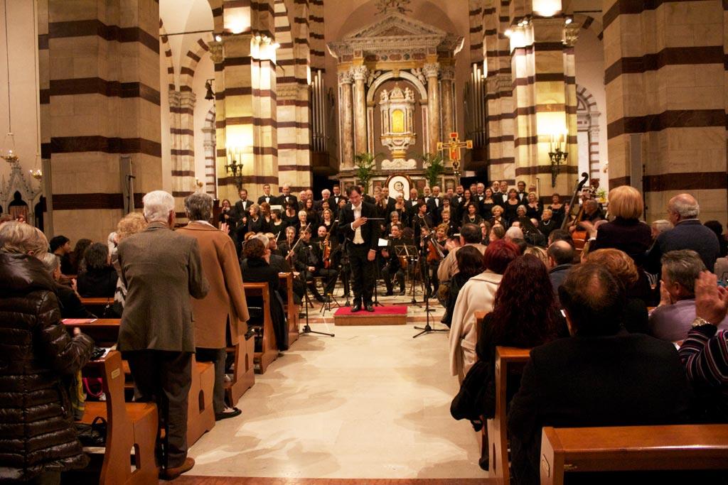 Requiem in Re min. Op. 48 di Gabriel Fauré a Grosseto