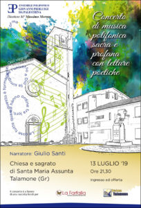 Concerto sul sagrato e la chiesa di Santa Maria Assunta a Talamone (GR) @ Talamone, Chiesa di Santa Maria Assunta | Firenze | Toscana | Italia