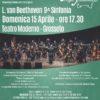 Orchestra Città di Grosseto e 5 cori in 9° Sinfonia di Beethoven